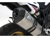 ZHND366TSR-FC - Auspufftopf Zard Titan Carbon Endkappe Honda Africa Twin (16-19)