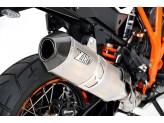 ZKTM225TSO - Auspufftopf Zard Penta-R Titan KTM 1050/1190/1290 Adventure (13-16)