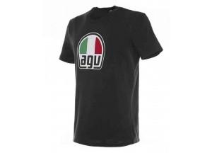 T-Shirt AGV Schwarz