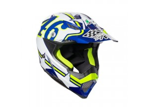 Integral Helm Off-Road Agv AX-8 Evo Ranch