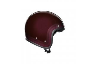 Helm Jet Agv Legends X70 Trofeo Purple Rot
