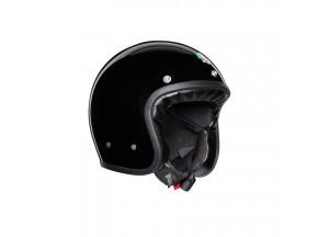 Helm Jet Agv Legends X70 Matt Schwarz
