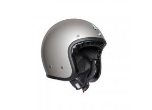 Helm Jet Agv Legends X70 Matt Grau