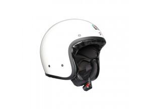 Helm Jet Agv Legends X70 Weiß