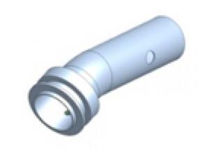 50.DK.063.0 - Mivv SPEED EDGE (R) dB-killer d35 - d48 - L.140 mm