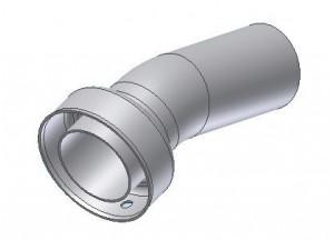 50.DK.109.0 - DB Killer Mivv  Ø40 - Ø61 - L.120 mm Gp
