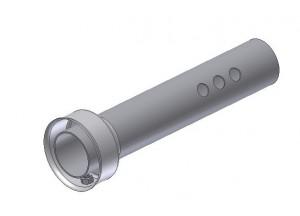 50.DK.131.0 - DB Killer Mivv  Ø35 - Ø53- L.190 mm Gp Pro