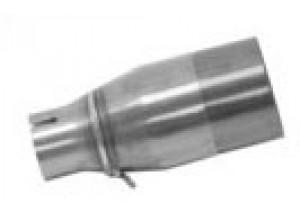 53080KZ - Auspuff Mitte Rohr Arrow Katalytisch KYMCO DOWNTOWN 350i (16-19)