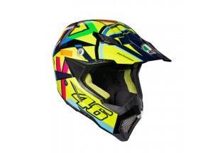 Integral Helm Off-Road Agv AX-8 Evo Soleluna 2016