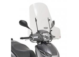 A8101A - Givi Montagekit für Windschild 107A Peugeot Belville 125-200 17>18