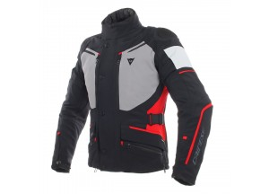 Jacke Dainese Carve Master 2 Gore-Tex  Schwarz/Frost-Grau/Rot