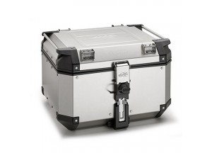 KVE48AN - Kappa MONOKEY® Topcase 48 L. K-VENTURE aus 1,5 mm starken Aluminium