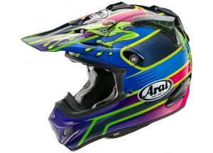 Helm Arai Off-road Motocross MX-V Barcia Frog