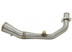 53060KZ - Auspuffkrümmer Arrow Katalytisch SYM GTS 125i (15-16)