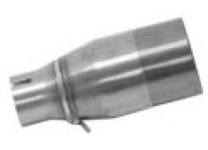 53069KZ - Auspuff Mitte Rohr Arrow Katalytisch Homologiert SYM Cruisym 300 (17)