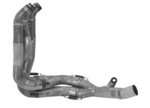 71484MI - Auspuffkreummern vorne RACING INOX ARROW HONDA CBR 1000 RR'12-13