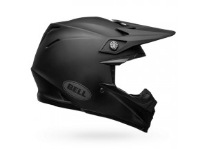 Helm Bell Off-road Motocross Moto-9 Mips Matt Schwarz