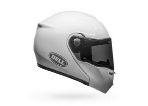 Helm Modular Geöffnet Bell Srt Solid Glanzend Weiß