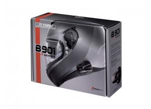 Gegensprechanlage Einzel Nolan N-Com R-Series B901 R Bluetooth Für Nolan Helme