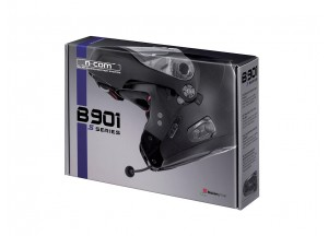 Gegensprechanlage Einzel Nolan N-Com S-Series B901 S Bluetooth Für Nolan Helme