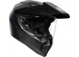 Integral Helm Agv AX 9 Matt Carbon