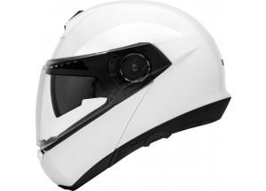 Integral Modularhelm Schuberth C4 Basic Glänzend Weiß