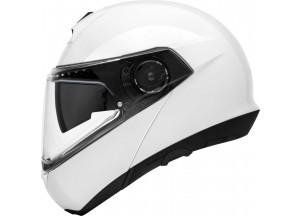 Integral Modularhelm Schuberth C4 Pro Glänzend Weiß