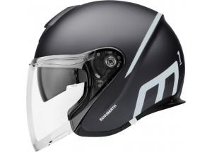Helm Jet Schuberth M1 Pro Strike Matt Schwarz