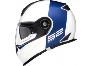 Helm Integralhelme Schuberth S2 Sport Redux Blau