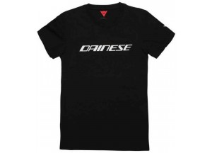 T-Shirt Dainese Schwarz