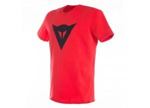 T-Shirt Dainese Speed Demon Rot Schwarz