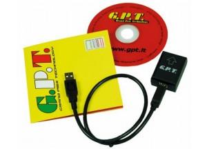 DDK 2001 - GPT Kit um Daten auf den PC downloaden