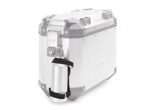 E162K - Kappa Halterung aus Edelstahl für Thermosflasche