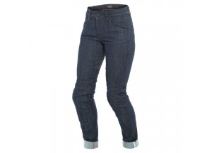 Hose Dainese Jeans Alba Slim Lady Dark Denim