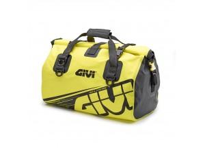 EA115FL - Givi Wasserdichte Rolltasche Sattel oder Gepäckablage 40 Lt Gelb Fluo
