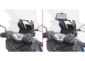 FB5130 - Givi Halterung zur Montage Smartphone Halter BMW C 400 X (2019)