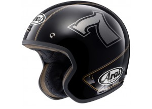 Helm Jet Arai Freeway 2 II Cafe Racer