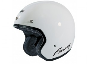 Helm Jet Arai Freeway 2 II White