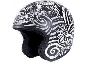 Helm Jet Arai Freeway 2 II Art