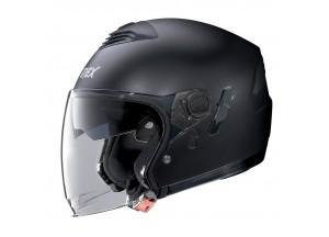 Helm Jet Grex G4.1E Kinetic 5 Schwarz Graphit