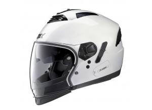 Helm Integral Crossover Grex G4.2 Pro Kinetic 24 Metal Weiß