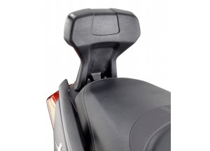 TB2136 - Givi Beifahrer-Rückenlehne Yamaha X-Max 125 (18) / X-Max 300 (17>18)