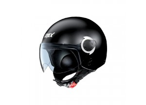 Helm Mini-Jet Grex G3.1E Couple 12 Matt Schwarz