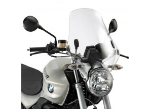 147A - Givi Windschild transparent 49,5x46cm (HxB) BMW R 1200 R (06 > 15)