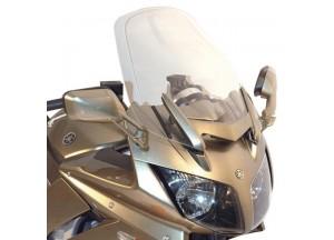 D134ST - Givi Windschild transparent 47x51 cm Yamaha FZS 1000 Fazer (01 > 05)