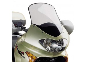 D209S - Givi Windschild getönt 56x36,5 cm Honda XL 650V Transalp (00 > 07)