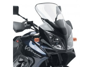 D255ST - Givi Windschild transparent 60x37,5 cm Suzuki DL 1000 V-Strom (02 > 11)