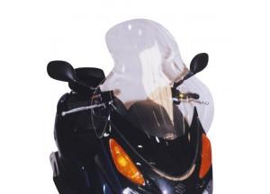 D256ST - Givi Windschild transparent 83x53 Suzuki UH 125-150 Burgman (02 > 06)