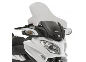 D3104ST - Givi Windschild trasparent Suzuki Burgman 650 (13 > 16)