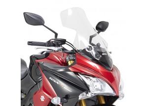 D3110ST - Givi Windschild transparent 59x35 cm Suzuki GSX S1000 (15 > 16)